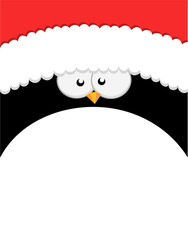 Big Christmas Penguin