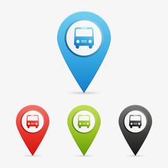 Vector bus pointers