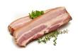 Schweinebauch