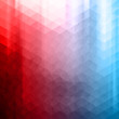 Colored Abstract Geometric Background