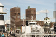 Panorama of City Hall and Harbor in Oslo