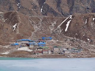 Gokyo et son lac - Kumbu, népal