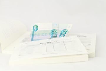 Товарные чеки и деньги
