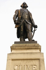 Statue of Clive of India