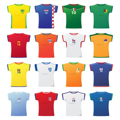 trikot collection 1