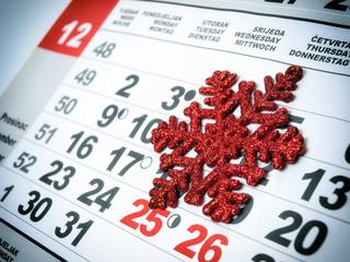 Advent month