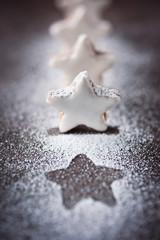 kleiner weihnachtszimtstern