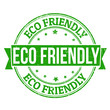Eco friendly stamp