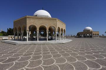 Bourgiba Mausoleum in Monastir, Tunisia