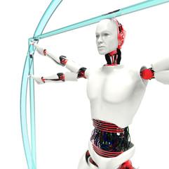 Modern Vitruvian Man