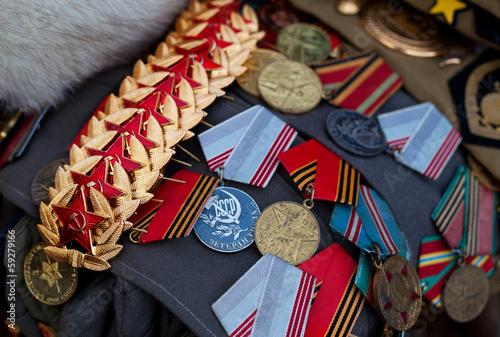 Orden und Auszeichnungen der ehemaligen DDR