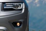 Close-up photo of car