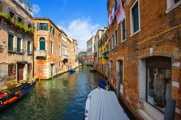 architecture of Venice. Italy.