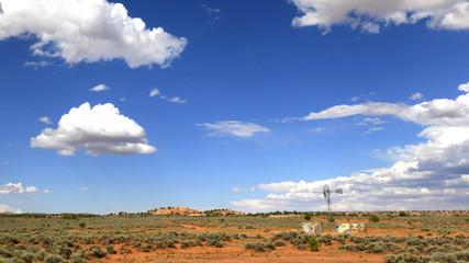 the painted desert ,Arizona