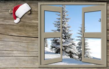 Ausblick in den Winter