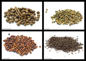pepper mixtures