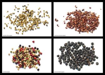 pepper mixtures