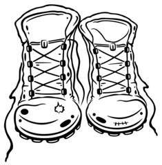 Wandern, Wanderschuhe, Sport