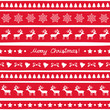 Seamless Christmas background18
