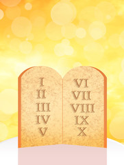 tables of the Ten Commandments