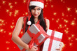 Weihnachten Weihnachtsfrau