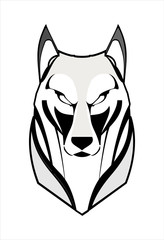 Wild Big Wolf