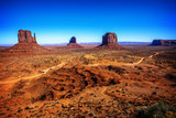 Landscape at Monument Valley Navajo Tribal Park