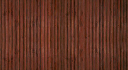 Background texture of brown wooden floor