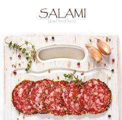 Salami.