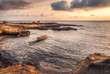 Bay in the Mediterranean Sea