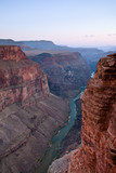 Grand Canyon im Abendlicht - Arizona, USA