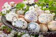 Obrazy na płótnie, fototapety, zdjęcia, fotoobrazy drukowane : Easter eggs