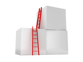 Ladders to Climb Boxes