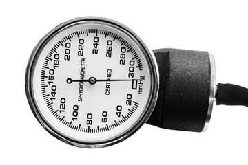 Old blood pressure measurement tool.