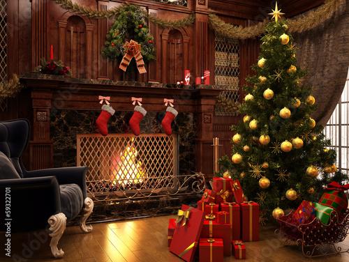 Merry Christmas - 59322701