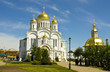 Convent in Diveevo, Russia