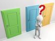 welche Tür wählen