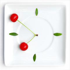 healthy clock