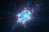 Abstract neutron star background