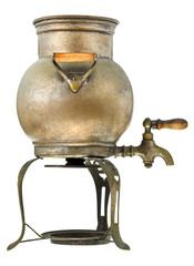 vintage samovar