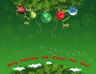 Merry Christmas & New Year