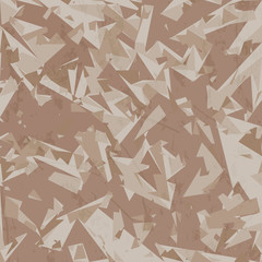 Vector desert army camouflage background