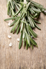fresh rosemary bunch