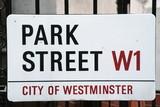 Park Street W1 a famous London Address