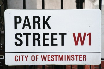 Park Street W1 a famous London Address