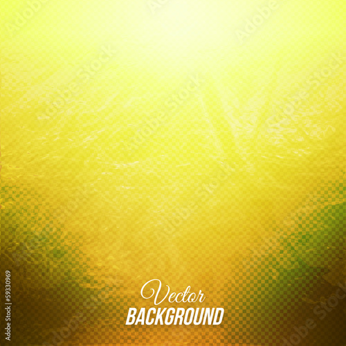 Vector vintage colorful background with transparent grid and
