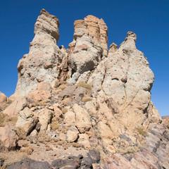 Roques de Garcia volcanic chimneys