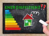 Energieeffizienz bei Häusern