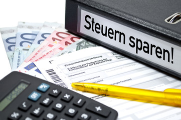 Einkommenssteuererklärung