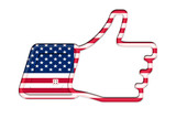 I like United States - thumb up